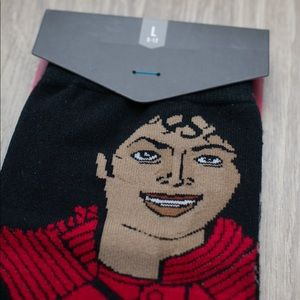 Michael Jackson Thriller Socks